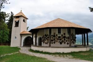 Bild von der Kriegergedächtnis-Kapelle am Kramerplateau