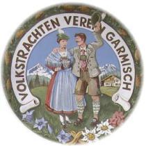 Logo des Volkstrachtenvereins Garmisch